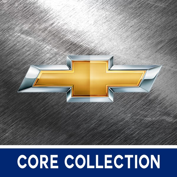 Chevy Logo Collection