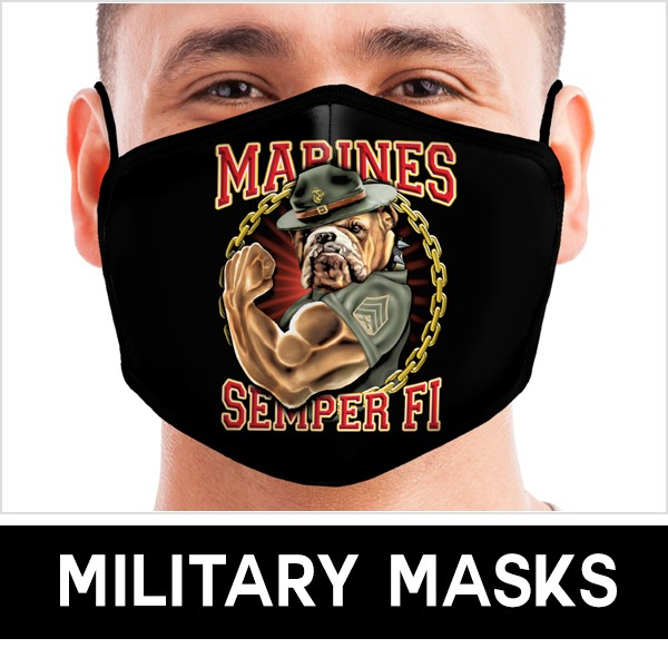 Military Face Masks