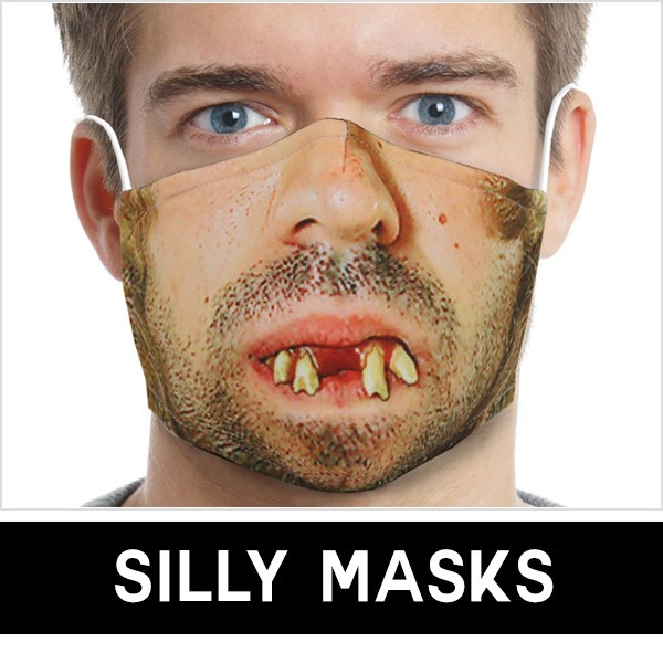 Silly Face Masks