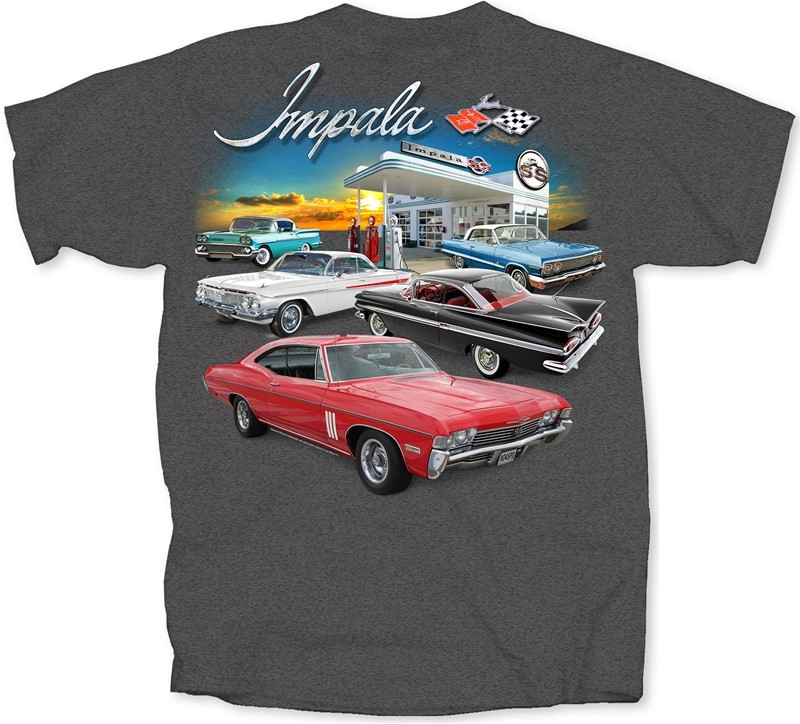CHEVY  IMPALA  | Joe Blow Tees