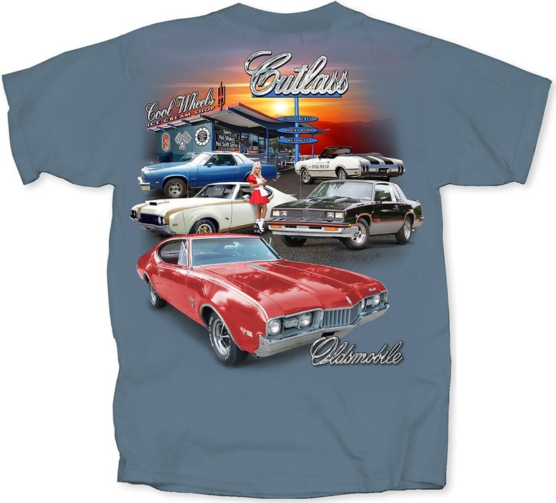 OLDSMOBILE CUTLASS COLLECTION | Joe Blow Tees