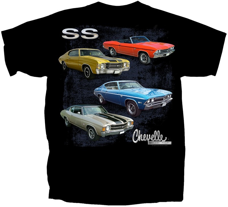 69-72 CHEVELLES COLEECTION | Joe Blow Tees