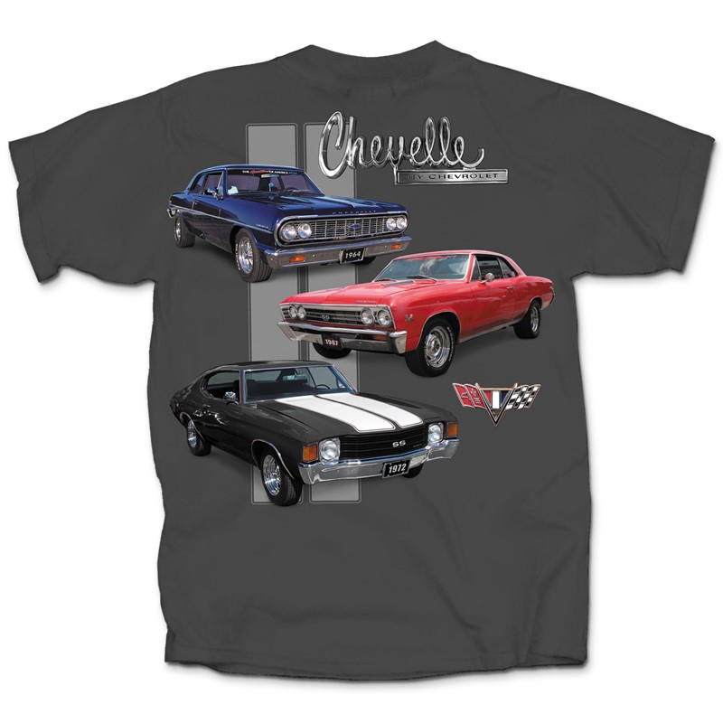 64-72 CHEVELLES  | Joe Blow Tees