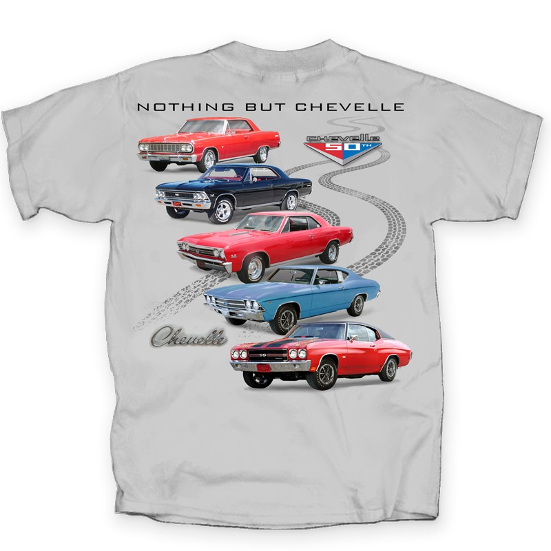 65-70 CHEVELLE COLLECTION | Joe Blow Tees