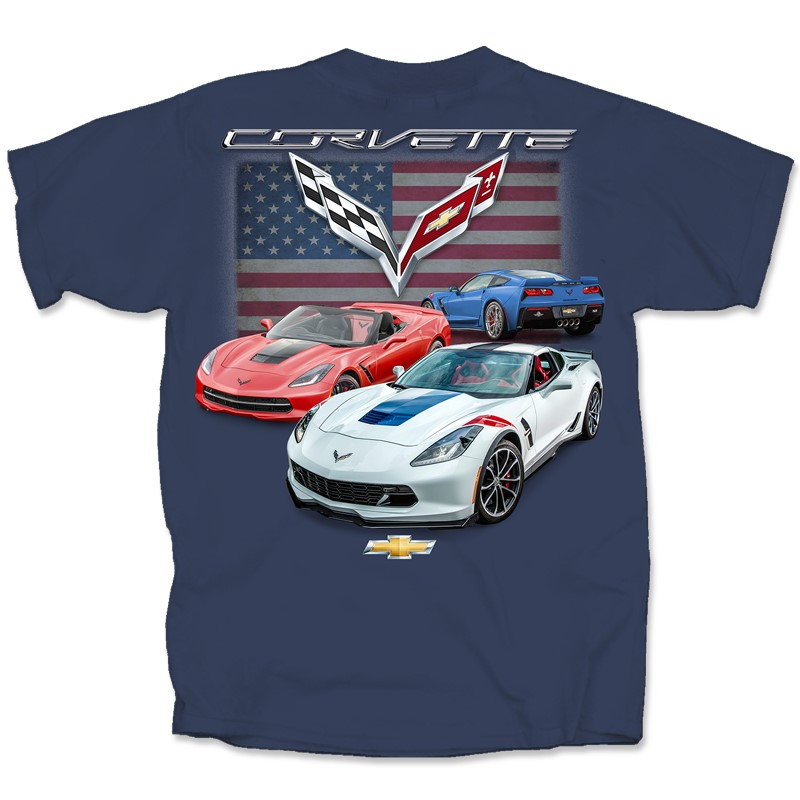 C7 GRANSPORT CORVETTE | Joe Blow Tees