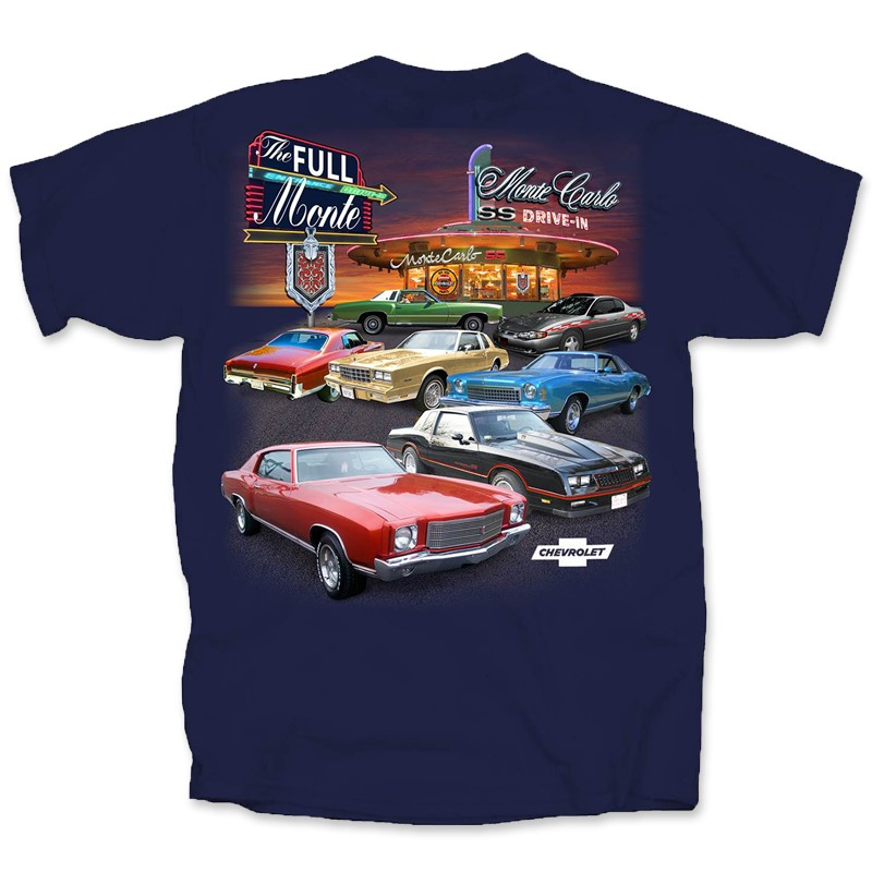 CHEVY MONTE CARLO | Joe Blow Tees