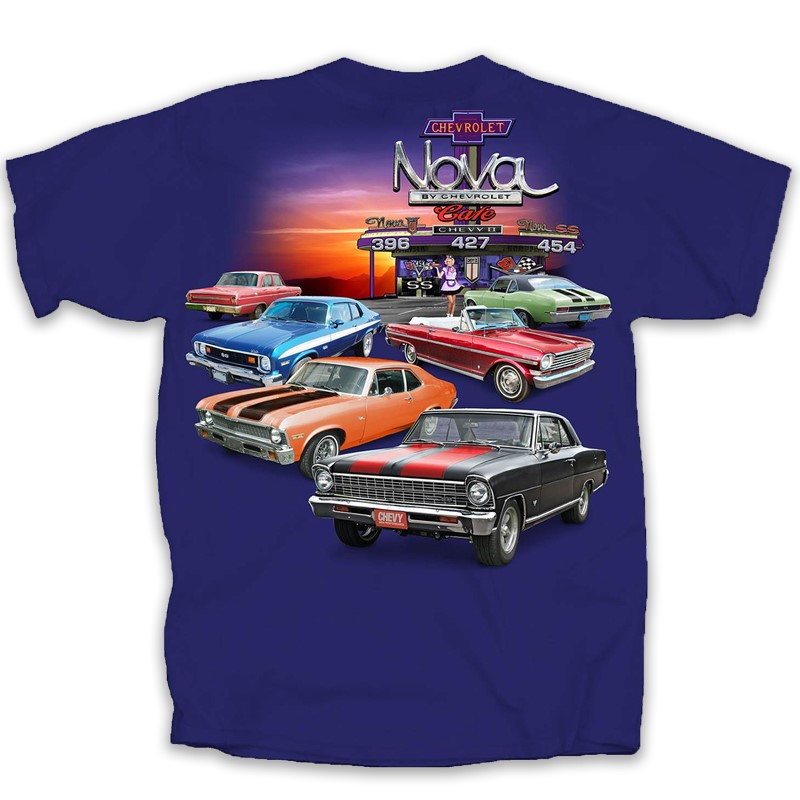 CHEVY NOVA COLLETION | Joe Blow Tees