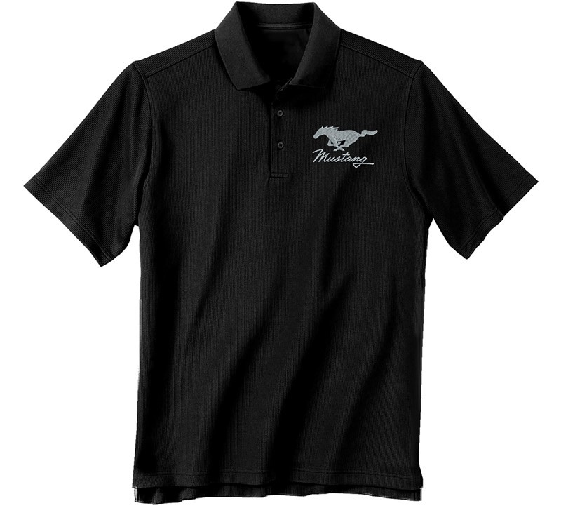FORD EMBROIDERED MUSTANG PONY | Joe Blow Tees