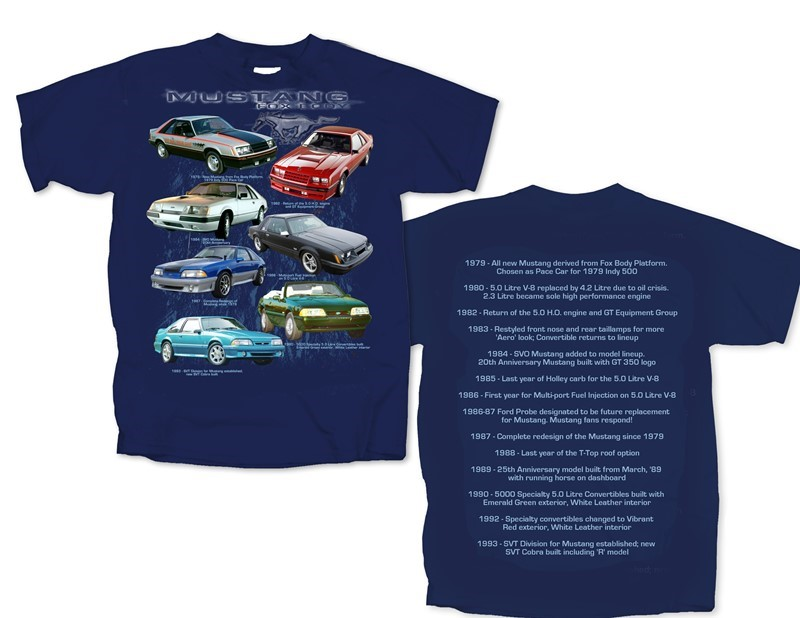 FOX BODY MUSTANG HIGHLIGHTS | Joe Blow Tees