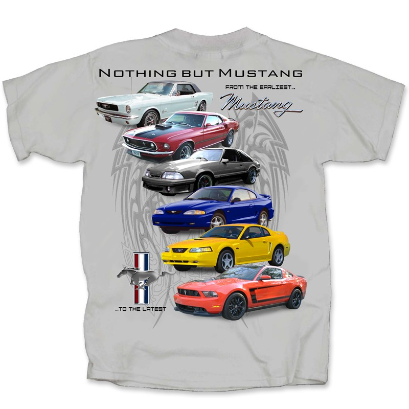 1964-2012 MUSTANG COLLECTION | Joe Blow Tees
