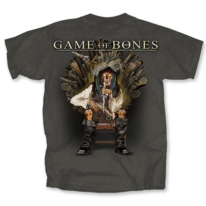 GAME OF BONES | Joe Blow Tees