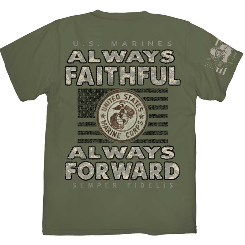 ALWAYS FORWARD PATCH
