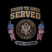 ARMY PROUD SEAL