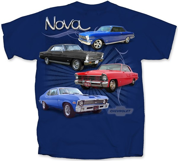 CHEVY NOVA VINTAGE COLLECTION