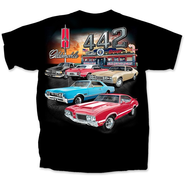 OLDSMOBILE 442 COLLECTION