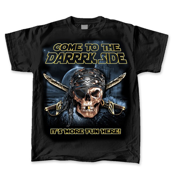 COME TO THE DARKSIDE