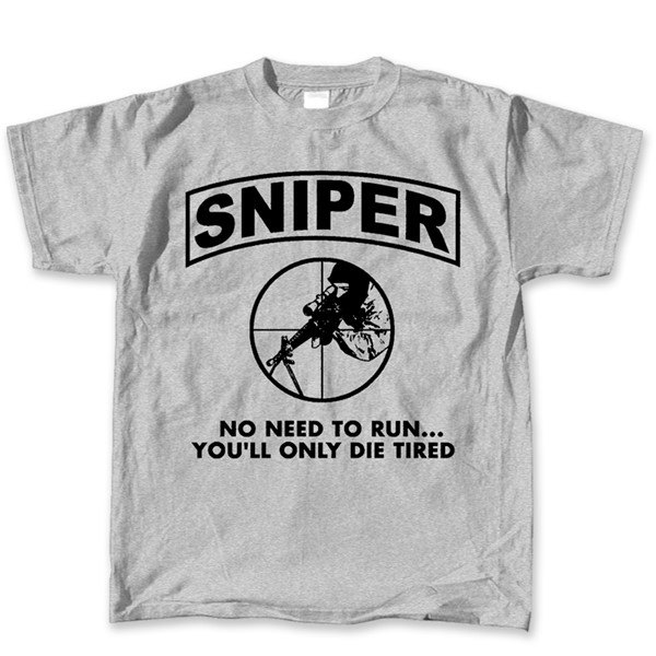 SNIPER NO NEED TO RUN