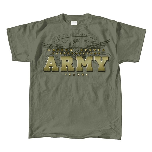 ARMY GOLD BLOCK