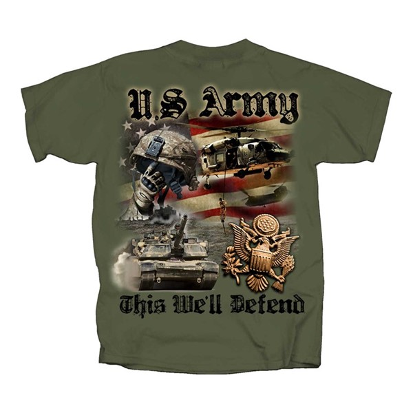 U.S.ARMY THIS WILL DEFEND