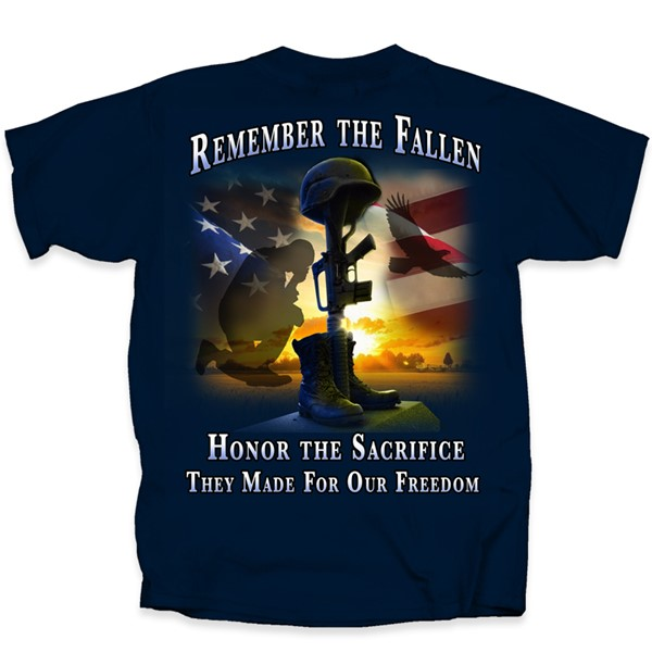 MILITARY REMEMBER FALLEN HONOR THE SACRIFICE