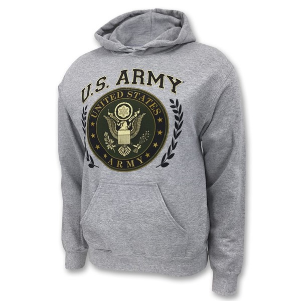 ARMY SINCE 1775 LAUREL LEAF
