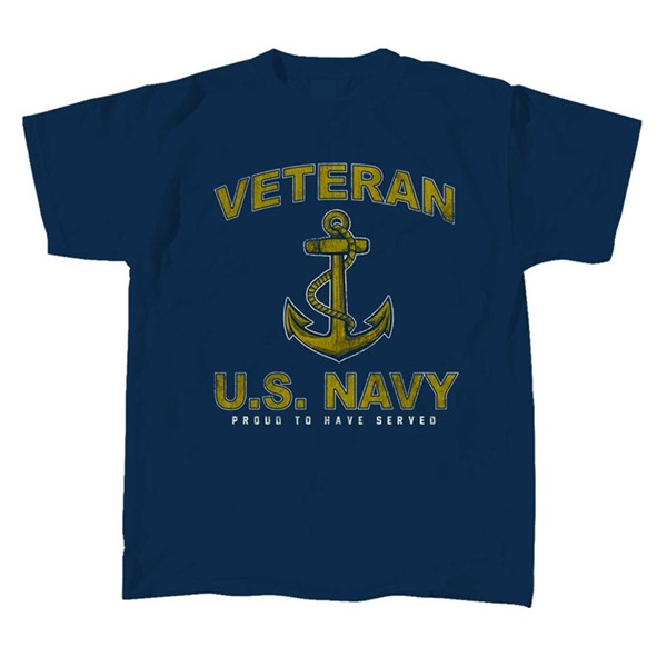 NAVY VETERAN ANCHOR