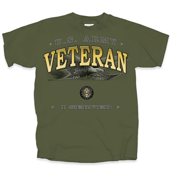 Veteran Army Eagle- I served