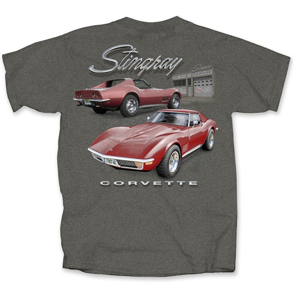 Stingray Garage