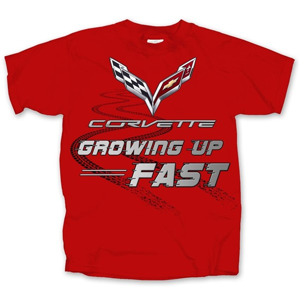 CORVETTE GROWING UP FAST